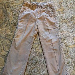 Barely worn JCrew 5T khakis